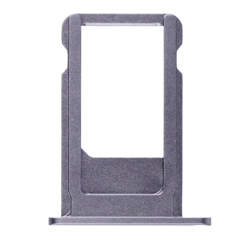 Space Gray SIM Card Tray Holder with Eject Tool iPhone 6S Plus A1634 A1687 A1699 Pic2
