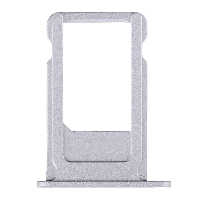 Silver SIM Card Tray Holder with Eject Tool for iPhone 6S Plus A1634 A1687 A1699 Pic1