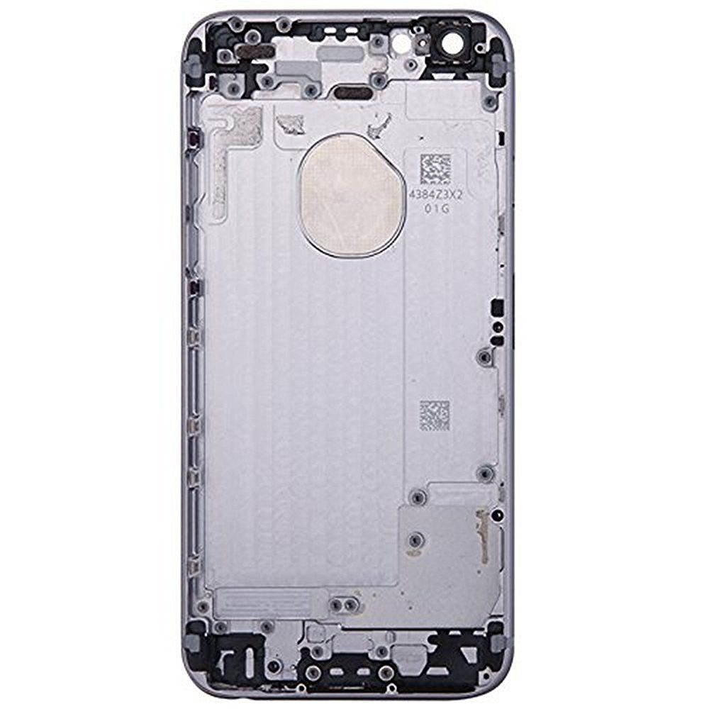 Gray Back Housing Mid Frame Assembly for iPhone 6 A1549 A1586 A1589 Pic2