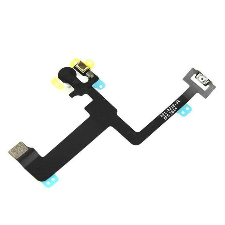 On Off Power Button Switch Flex Cable for iPhone 6 Plus A1522 A1524 A1593 Pic1