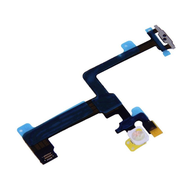 On Off Power Button Switch Flex Cable for iPhone 6 Plus A1522 A1524 A1593 Pic3