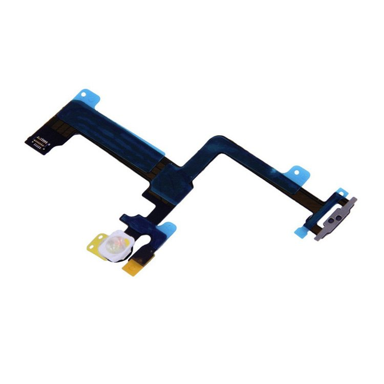 On Off Power Button Switch Flex Cable for iPhone 6 Plus A1522 A1524 A1593 Pic4