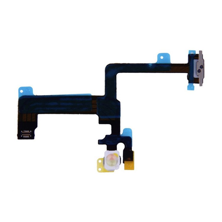 On Off Power Button Switch Flex Cable for iPhone 6 Plus A1522 A1524 A1593 Pic5