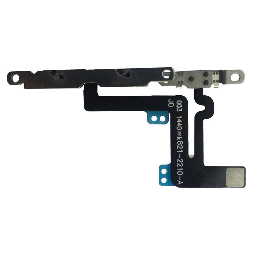Mute Volume Control Button Switch Flex Cable for iPhone 6 Plus A1522 A1524 A1593 Pic3