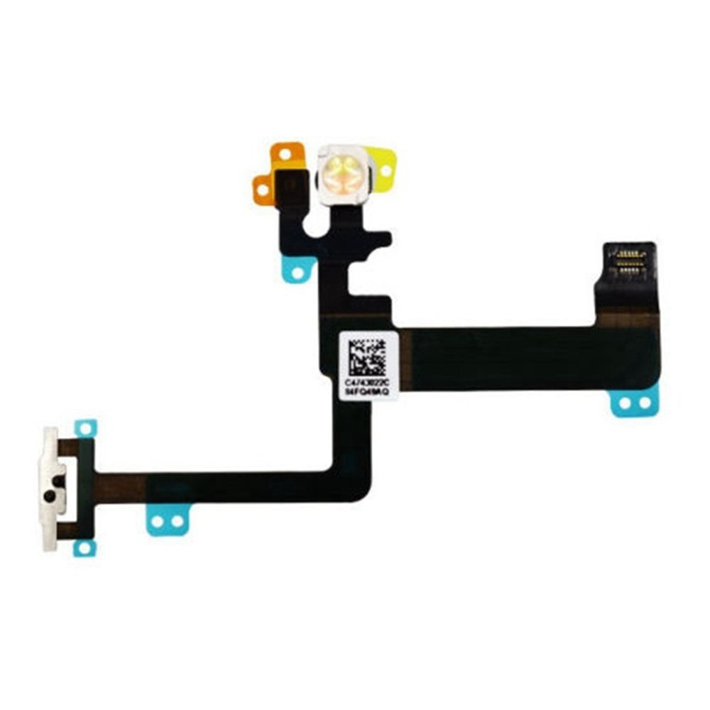 On Off Power Button Control Sensor Flex Cable for iPhone 6 A1549 A1586 A1589 Pic1
