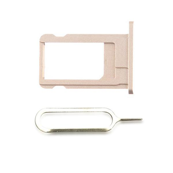 Gold SIM Card Tray Holder with Eject Tool for iPhone 6 A1549 A1586 A1589 Pic0
