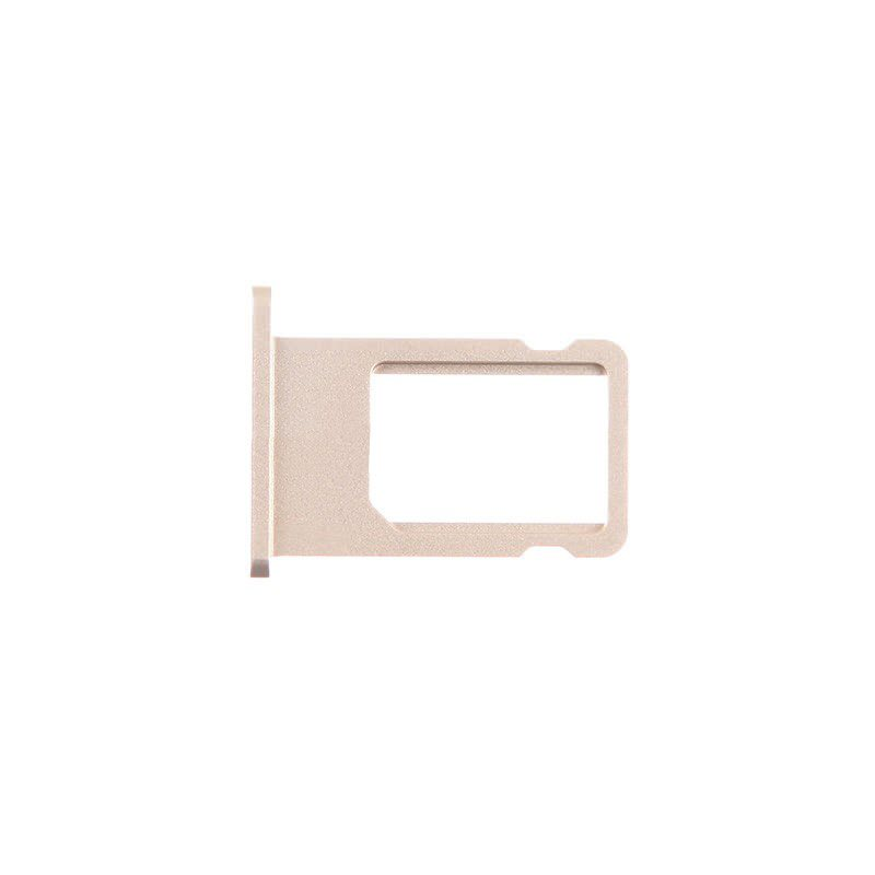 Gold SIM Card Tray Holder with Eject Tool for iPhone 6 A1549 A1586 A1589 Pic1