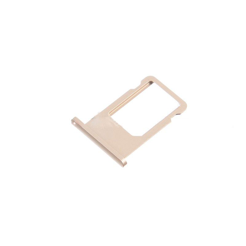 Gold SIM Card Tray Holder with Eject Tool for iPhone 6 A1549 A1586 A1589 Pic3