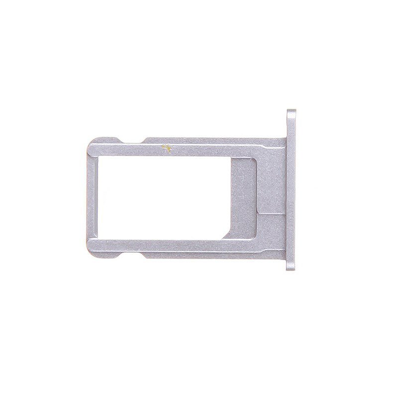 Silver SIM Card Tray Holder with Eject Tool for iPhone 6 A1549 A1586 A1589 Pic1