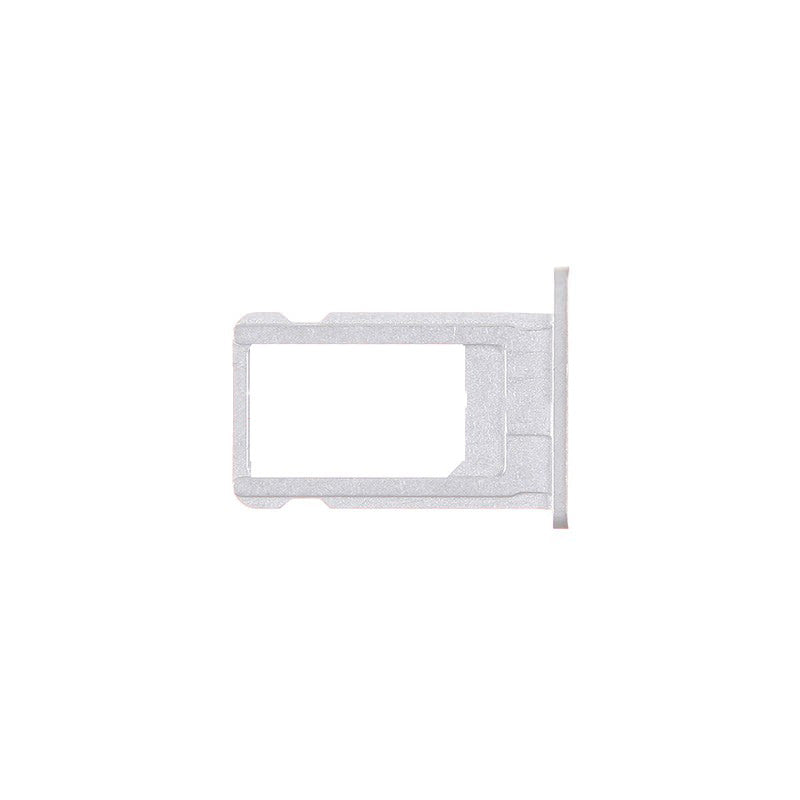 Silver SIM Card Tray Holder with Eject Tool for iPhone 6 A1549 A1586 A1589 Pic3