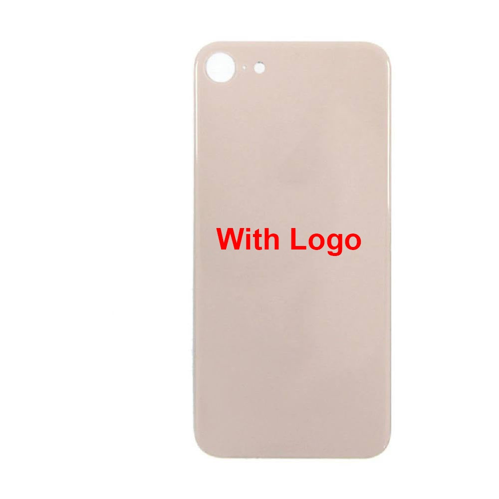 Back Glass Rear Battery Door Cover Replacement for iPhone 8 A1863 A1905 A1906 Pic8
