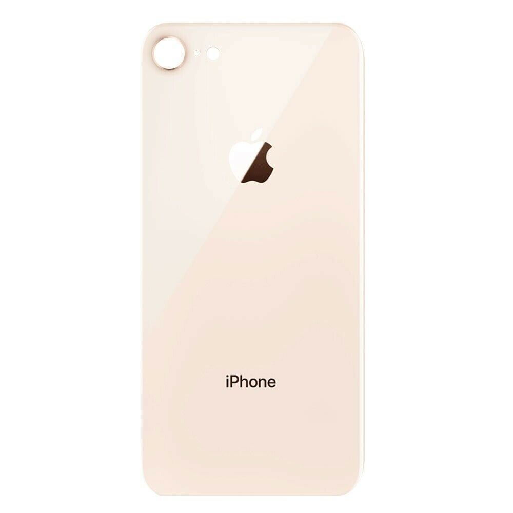 Back Glass Rear Battery Door Cover Replacement for iPhone 8 A1863 A1905 A1906 Pic3