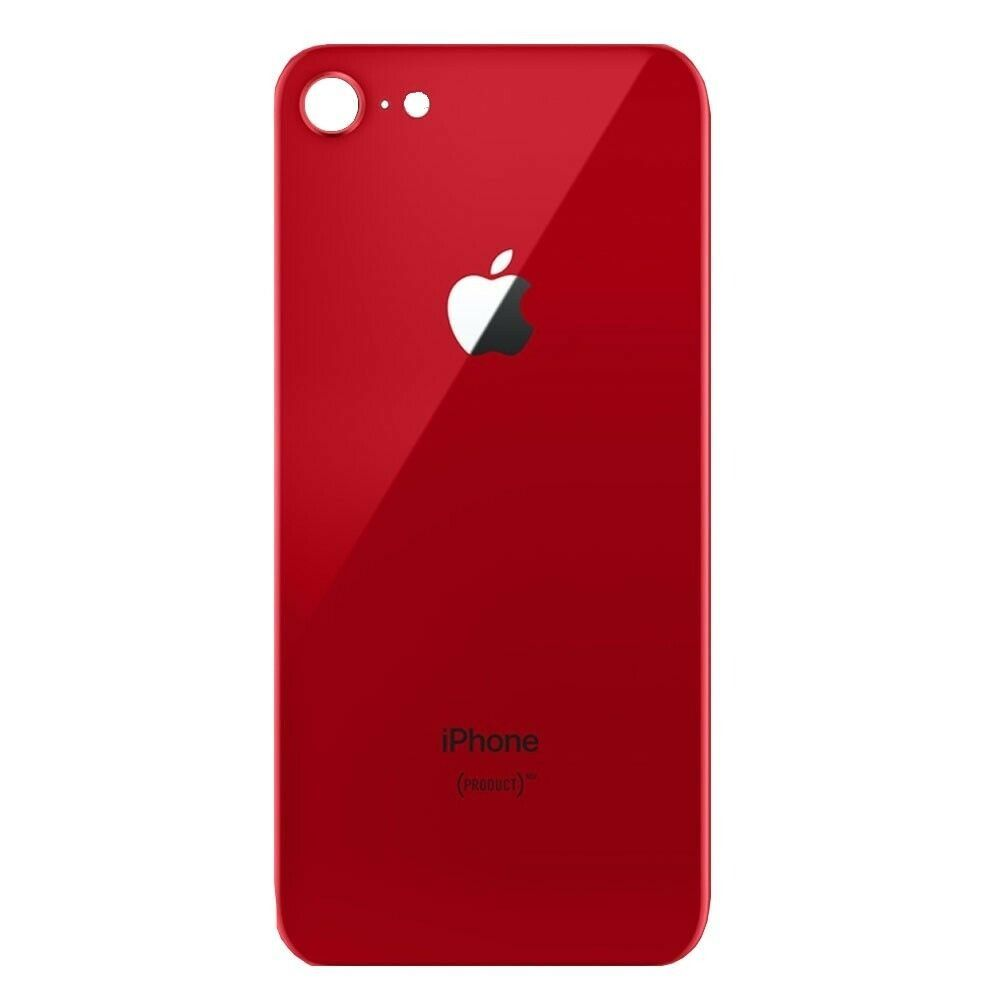 Back Glass Rear Battery Door Cover Replacement for iPhone 8 A1863 A1905 A1906 Pic4