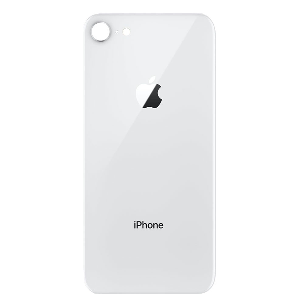 Back Glass Rear Battery Door Cover Replacement for iPhone 8 A1863 A1905 A1906 Pic6