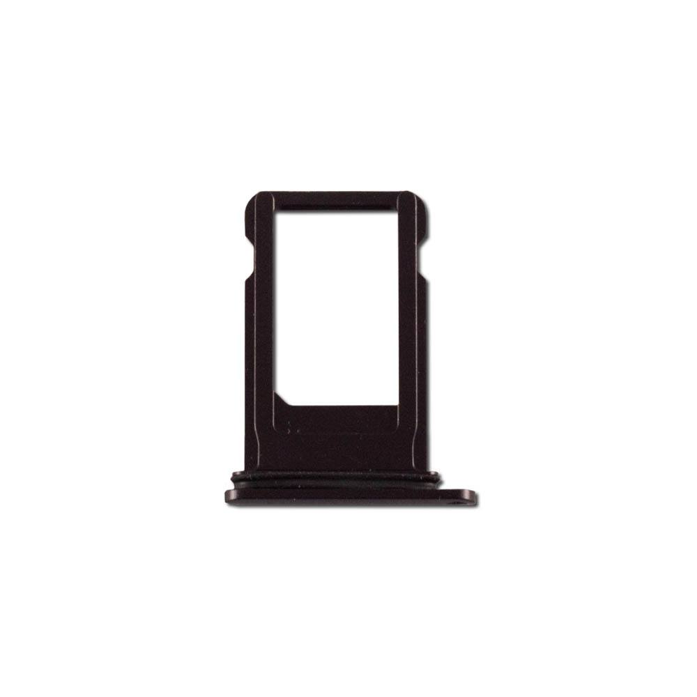 Black SIM Card Tray Holder with Eject Tool for iPhone 8 Plus A1864 A1897 A1898 Pic1