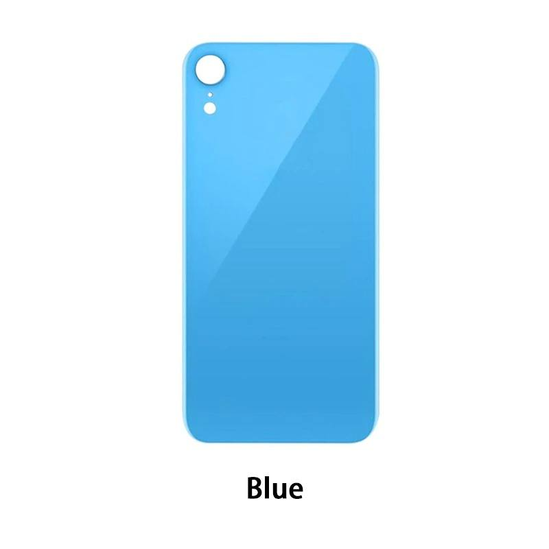 Back Glass Rear Battery Door Cover Replacement for iPhone XR A1984 A2106 A2108 Pic3