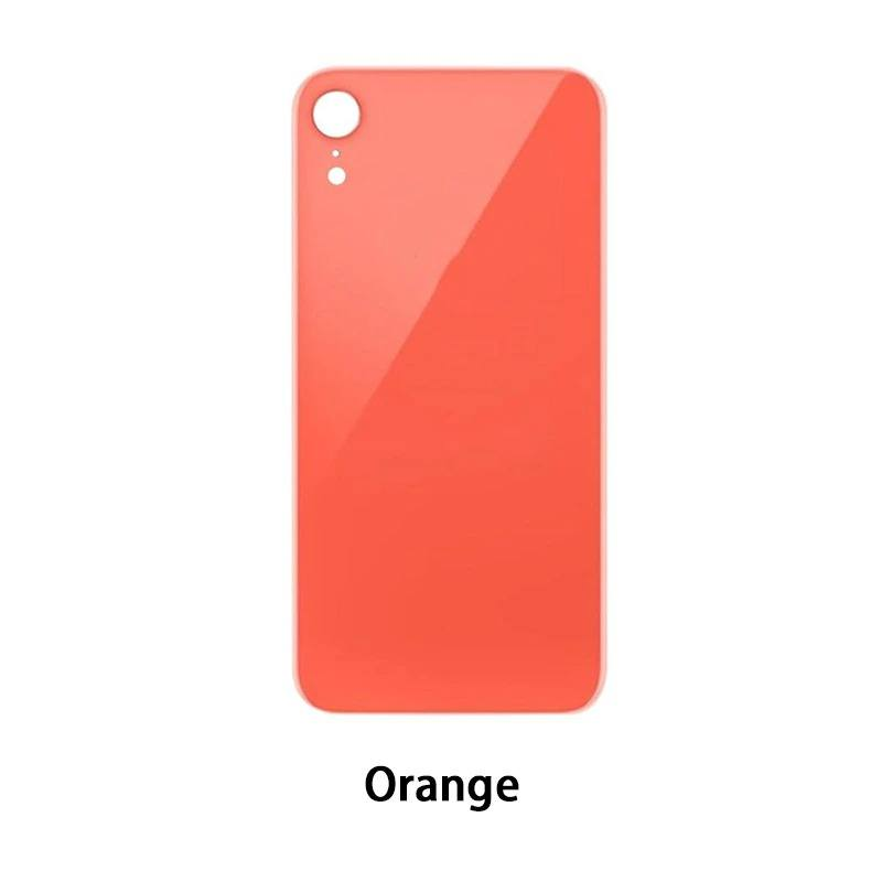 Back Glass Rear Battery Door Cover Replacement for iPhone XR A1984 A2106 A2108 Pic4