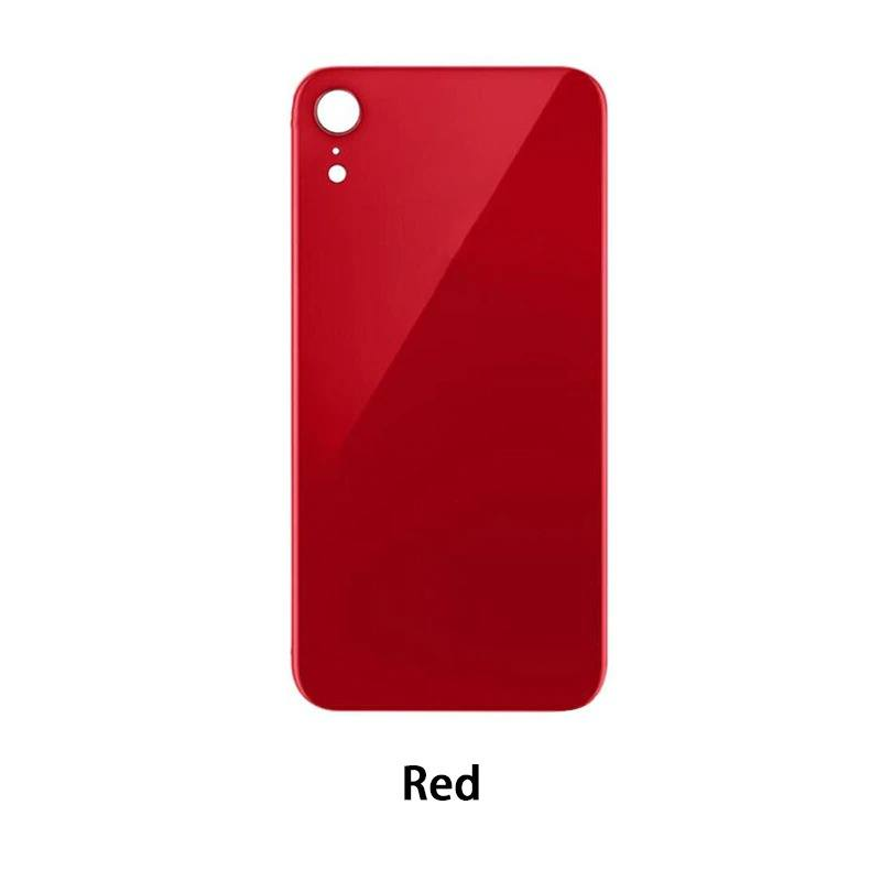 Back Glass Rear Battery Door Cover Replacement for iPhone XR A1984 A2106 A2108 Pic5