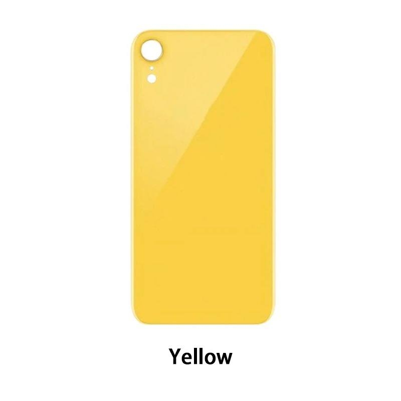 Back Glass Rear Battery Door Cover Replacement for iPhone XR A1984 A2106 A2108 Pic7