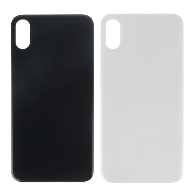 Back Glass Rear Battery Door Cover Replacement for iPhone X A1865 A1901 A1902 Pic0