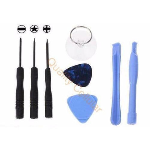 8 piece Iphone Repair Pry Tools for 3G 3GS 4 4S 5 5S 5C 6 6S with 5 Point Star Pentalobe - Tool Kits