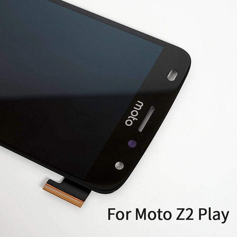 AMOLED LCD Touch Screen Digitizer Display for Motorola Moto Z2 Play XT1710 - LCD's & Digitizers