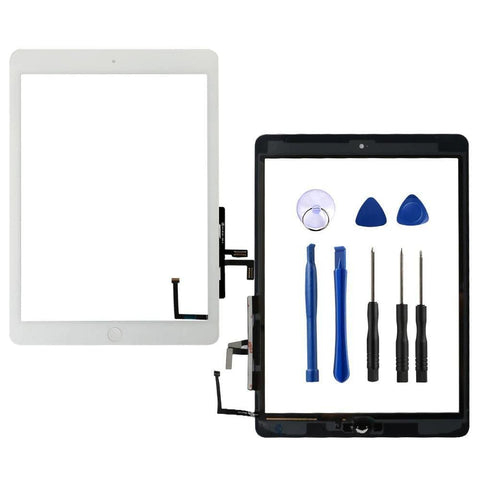 Image of Apple iPad Air 1 A1474 A1475 iPad 5 Touch Screen Front Glass Display Digitizer