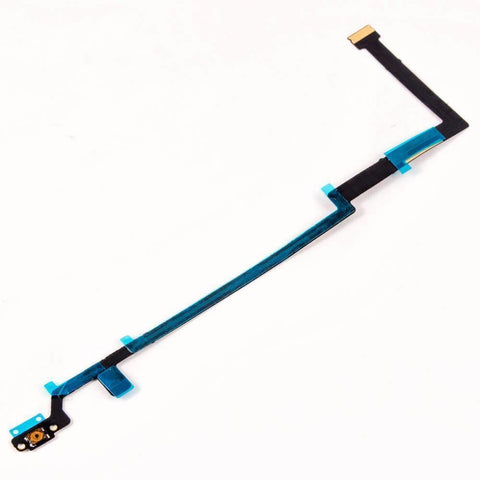 Image of Apple iPad Air A1474 A1475 Replacement Home Button Flex Cable - Black - Home Button