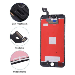 Black LCD Touch Screen Digitizer Assembly for iPhone 6S Plus A1634 A1637 A1690 - LCDs & Digitizers