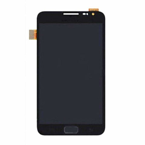Image of Black LCD Touch Screen Digitizer with Frame for Samsung Galaxy Note N7000 i9220 - LCDs & Digitizers