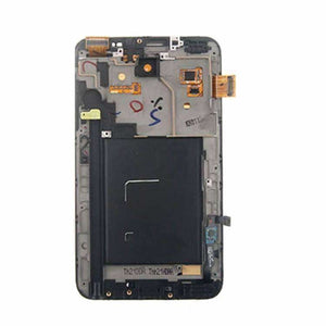 Black LCD Touch Screen Digitizer with Frame for Samsung Galaxy Note N7000 i9220 - LCDs & Digitizers