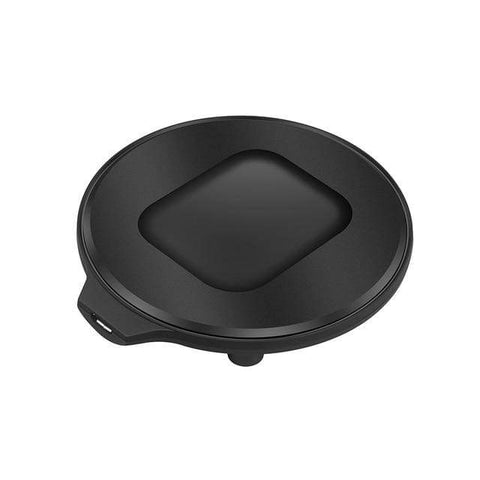 Image of Bluetooth Wireless Charger For Apple AirPods 2 Pro Samsung Galaxy Buds Earphone - Black - Wireless Chargers
