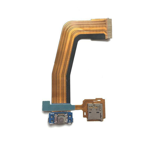 Image of OEM Samsung Galaxy Tab S 10.5 Charging Port Dock with flex cable for SM-T800 SM-T805 - Charge Ports