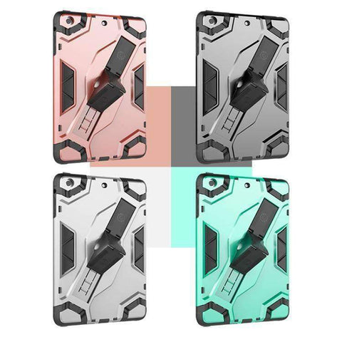 Image of Drop resistance Armor Silicon Shell Cover Case for Apple iPad mini 1 2 3 - Accessories