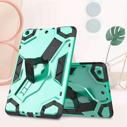 Drop resistance Armor Silicon Shell Cover Case for Apple iPad mini 1 2 3 - Accessories
