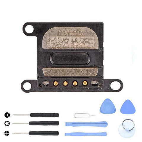 Ear Piece Speaker replacement for iPhone 7 Plus A1661 A1784 A1785 - With Tool Kit - Ear Speaker