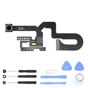 Front Camera Proximity Light Sensor Flex for iPhone 7 Plus A1661 A1784 A1785 - With Tool Kit - Cameras