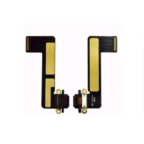 iPad Mini Black Charging Port Dock Connector Flex Cable - Parts