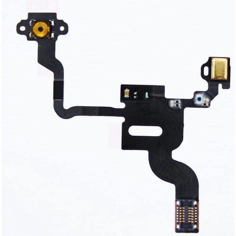 iPhone 4 4G Proximity Light Sensor Power Switch Button Flex Cable GSM - Power Switch