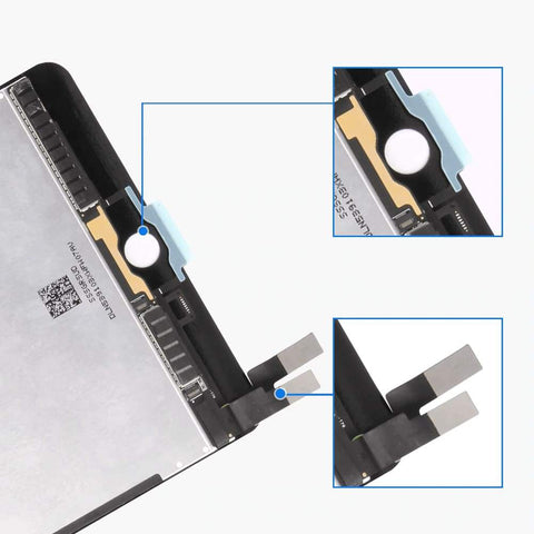 Image of Lcd Display Touch Screen Digitizer Glass Assembly for iPad Mini 4 A1538 A1550 - Parts