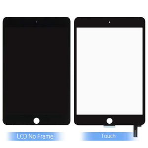 Lcd Display Touch Screen Digitizer Glass Assembly for iPad Mini 4 A1538 A1550 - Parts