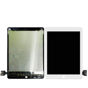 Lcd Display Touch Screen Digitizer Glass Assembly for iPad Pro 9.7 A1673 A1674 A1675 - Black / White - White - Parts