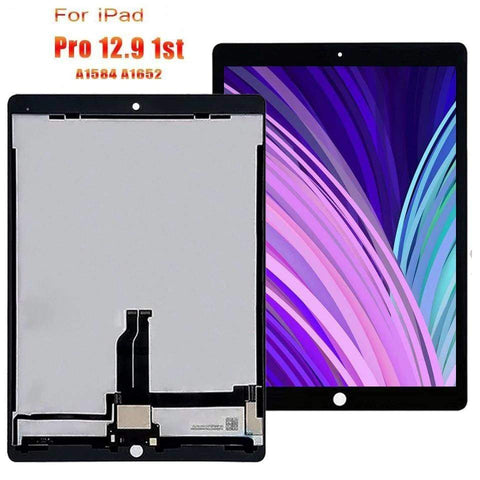 Image of LCD Touch Screen Digitizer + Board for iPad Pro 12.9 1st Gen 2015 A1584 A1652 - LCDs & Digitizers