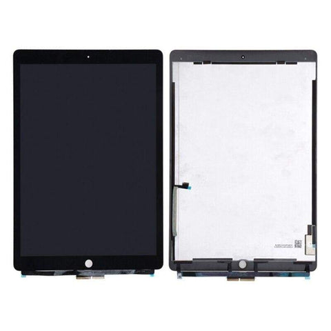 Image of LCD Touch Screen Digitizer + Board for iPad Pro 12.9 1st Gen 2015 A1584 A1652 - Black no Board - LCDs & Digitizers