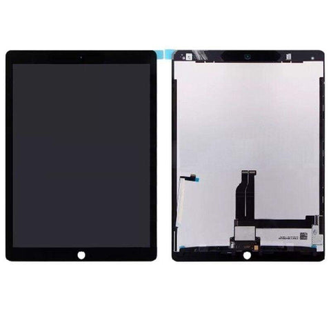 Image of LCD Touch Screen Digitizer + Board for iPad Pro 12.9 1st Gen 2015 A1584 A1652 - Black with Board - LCDs & Digitizers