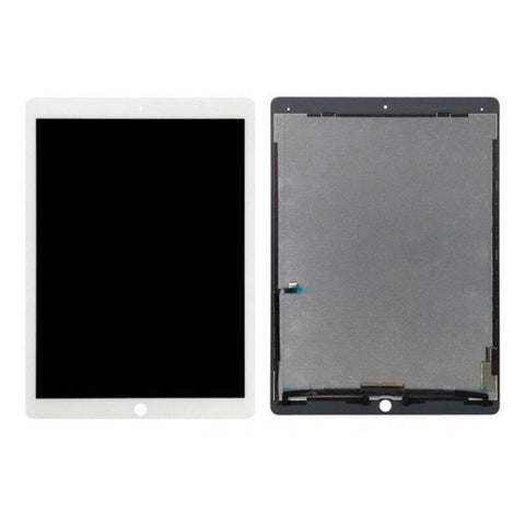 Image of LCD Touch Screen Digitizer + Board for iPad Pro 12.9 1st Gen 2015 A1584 A1652 - White no Board - LCDs & Digitizers