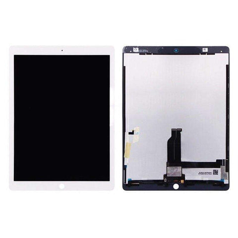 LCD Touch Screen Digitizer + Board for iPad Pro 12.9 1st Gen 2015 A1584 A1652 - White with Board - LCDs & Digitizers