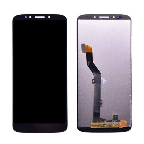 Image of LCD Touch Screen Digitizer Display Assembly for Motorola Moto G6 Play XT1922 - Black without frame - LCDs & Digitizers