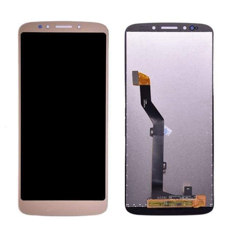 Image of LCD Touch Screen Digitizer Display Assembly for Motorola Moto G6 Play XT1922 - Gold without frame - LCDs & Digitizers