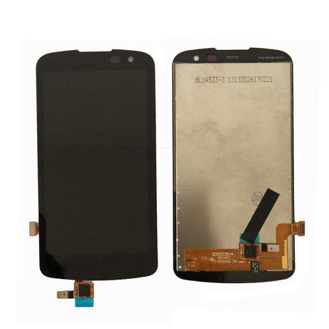 Image of LCD Touch Screen Digitizer Display for LG K4 LTE K120AR K120E K120 K130 K130E - K120 Black - LCDs & Digitizers